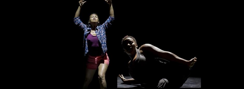 Lovatiana Rakotobe and Maria Tembe: Communication with Dance
