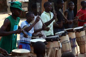 Orquestra De percussao Unidade 7